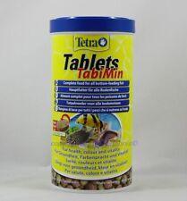 Tetra Tablets TabiMin 1000ml Futter Hauptfutter für Bodenfische 33,90€/L