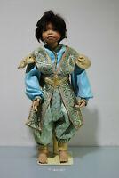 Puppe Sammler Sammlerpuppe ca. 64cm  (H440-6108-19-A35)