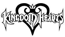 Decal Vinyl Truck Car Sticker - Video Games Kingdom Hearts Logo