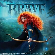 Brave : Disney Original Film Soundtrack CD NEW & SEALED  Patrick Doyle / BIRDY