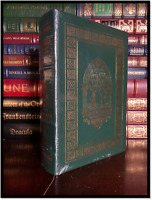 A Breath of Snow & Ashes ✎SIGNED✎ by DIANA GABALDON Sealed Easton Press Leather