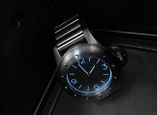 Custom hand build Egi ice watch ONLY 1 EVER MADE 53mm with 6497 eta movement