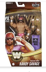 NEW WWE ELITE COLLECTION Legends Series 11 Macho Man Randy Savage 2021 Confirmed