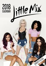 Little Mix Calendar 2018 Unofficial