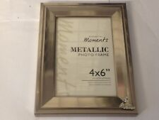 Steam Liner Ship TG314 Fine English Pewter On PHOTO FRAME SILVER 6X4 Hang/Stand