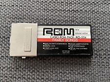 ROM Casio Rom Pack RO-554 Family Songs