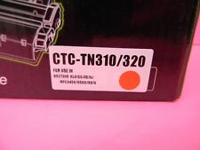 CTC-TN310/320 RED INK CARTRIDGE FITS BROTHER 4150 4570 9450 9560 9970