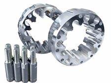 Par De Frente Rueda de cuatro separadores de aluminio Suzuki LTZ400 03-09