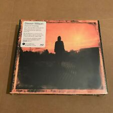 "Steven Wilson ""Grace For Drowning"" 2CD Blu-ray 2020 Sealed [Raven Bone Erase]"