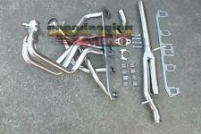 Exhaust Header Manifold+Y-Pipe 1981-1986 Jeep CJ7/81-83 CJ5 Stainless Steel