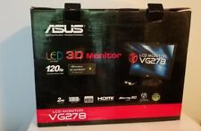 ASUS VG278H 3D glasses LCD Monitor  27inch