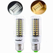 40W 50W 60W 120W E27 E14 E12 LED Corn Bulb 5736 LED lamp Warm /Cool White Light