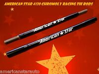 American Star 4130 Chromoly Racing Tie Rods For Yamaha YFZ 450R +3 Inch