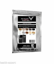 25g Medium Brown- 100% Natural Keratin Hair Fiber Fibres Refill For Hair Loss HE