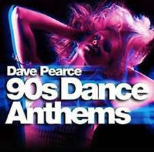 Dave Pearce 90s Dance Anthems - Dave Pearce 90s Dance Anthems NEW CD