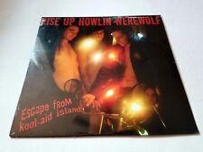 "Rise Up Howlin' Werewolf ""Escape From Kool-Aid Island"" Vinyl LP Arkam 36 SEALED"