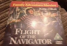 Daily mail flight of the navigator promo dvd reg 2 family, kids, children film