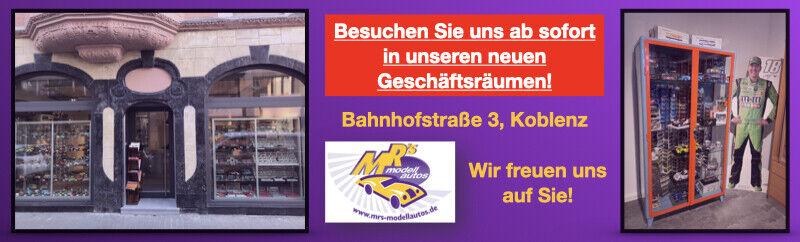 MRs-Modellautos Online-Shop Koblenz