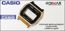 VINTAGE CASE/CAJA  CASIO A-155W-1 NOS