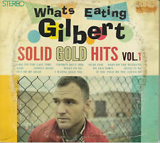 What's Eating Gilbert Solid Gold Hits Vol. 1 - Chad Gilbert - Violently Happy CD