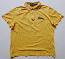 Polo Ralph Lauren Shirt Purple Label Yellow Italy L Large RARE