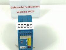 Mannesmann Rexroth VT 11025-16 Amplifier Module VT1102516