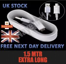 100 Genuine Samsung Galaxy S6 Edge S7 Note 5/4 Fast Charger USB Data Cable Lead