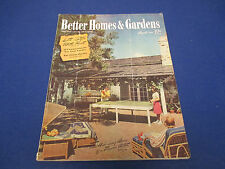 Better Homes and Gardens Magazine August 1941 10 Commandments For Your Garden