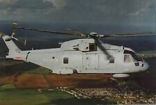 GKN Westland - EH Industries EH 101 Merlin HM Mk.1  Royal Navy Postcard