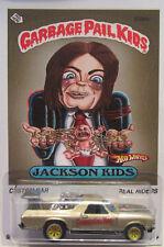 Hot Wheels CUSTOM '68 EL CAMINO Garbage Pail Kids Real Riders Limited #9/10 Made