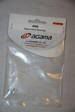 Agama RC-  Clean Metal Bearing - Bague Came de frein -  0098