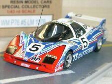 Bizarre 1/43 WM P76 #5 Le Mans 1976 BZ16