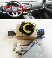 Auto Cruise, Remote Control Switch ,Clock Spring, Wire For KIA Sportage 2011+