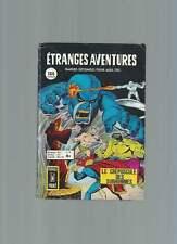 PETIT FORMAT . ÉTRANGES AVENTURES N°49 . 1975 . AREDIT . HULK .
