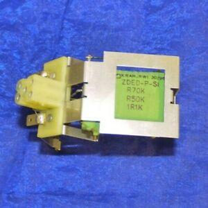 Widerstand Leistungswiderstand Krah RWI ZDED P SI R70K R50K Land Baumaschinen