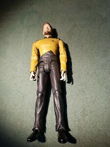 Star Trek Next Generation Thomas Riker Ltd Edition Chase Figure diamond select