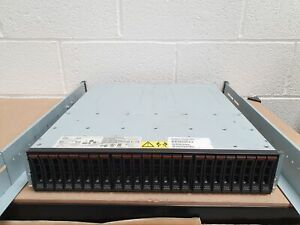 IBM Storwize V3700 7.2TB (24x 300GB 15K) 1G iSCSI 8G Fibre Channel SAN Array