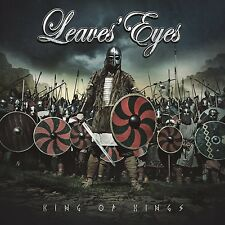 LEAVES EYES King Of Kings CD 2015