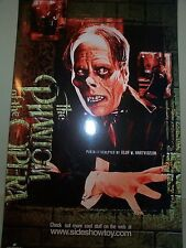 SIDESHOW 12 INCH UNIVERSALE THE PHANTOM OF THE OPERA MONSTER MIB