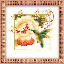 Humming Bird Cross Stitch Kit - Riolis (R1105)