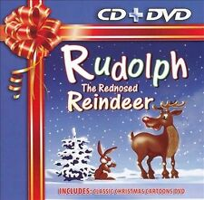 Rudolph the Red Nosed Reindeer by Various Artists (CD & DVD, 2006)