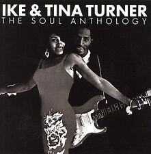 Ike & Tina Turner The Soul Anthology 2 CDs  Master Classics 2006 R&B Soul Hits