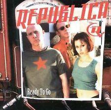 Republica : Ready to Go CD