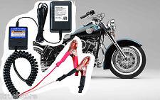 New Hog Harley Davidson Motorcycle 12v Battery Maintainer Tender Float Charger