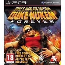 DUKE NUKEM Forever  (18) 2K   2011  Sony Playstation 3 Game