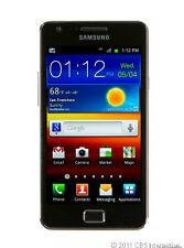 Samsung Galaxy SII GT-I9100- 8GB - Blue (Unlocked) Smartphone