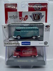 M2 Machines 1960 VW Delivery Van Lot