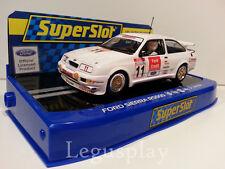 Slot SCX Scalextric Superslot H3781 Ford Sierra RS500 BTCC Brands Hatch 1990