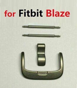 Fitbit Blaze Metal Wrist Strap Band Belt Buckle Accessories Replacement Parts
