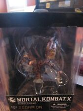 "Brand New Mortal Kombat X  SCORPION  6"" Bobble Head by MEZCO TOYZ"